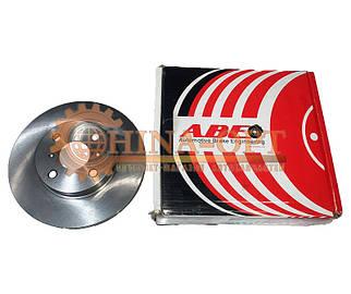 Диск тормозной передний Грейт Вол ВоликсС10 ВолексC30 ХавалM2 M4 Great Wall VoleexC10 C30 HavalM2 M4