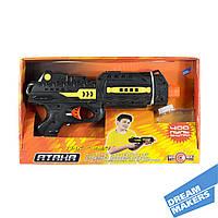 Игрушечный пистолет «Атака» ПАК–25 Миссия