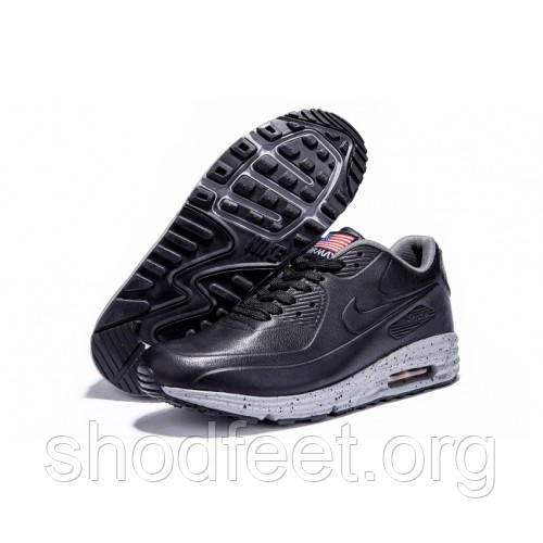 Мужские кроссовки Nike Air Max 90 SP Lunar Black/Grey