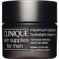 Clinique Крем для лица для нормальной и сухой кожи мужской Skin Supplies For Men Maximum Hydrator