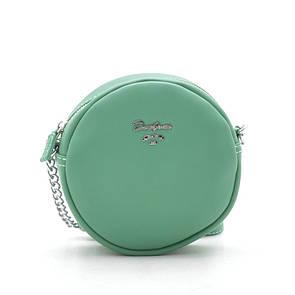 Клатч David Jones 5969-2 зеленый