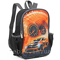 Рюкзак с машиной для мальчика 26*19*9 см