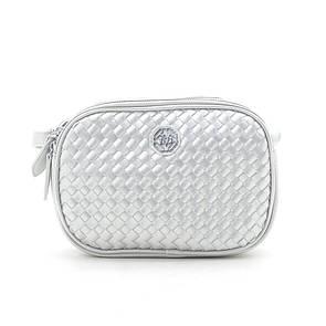 Клатч женский срібло белый QN-1261