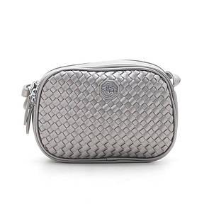 Клатч женский срібло серый QN-1261