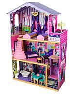 Кукольный домик.Домик для кукол с мебелью +лифт.Большой кукольный домик.Ляльковий будиночок.