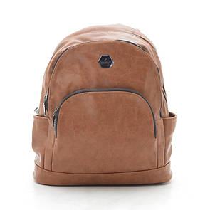 Рюкзак женский Q-06 brown