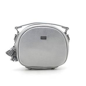 Клатч женский Q-04 срібло