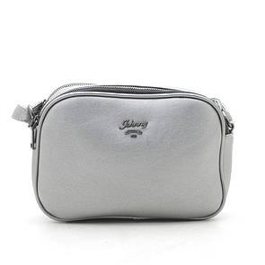 Клатч женский W-01113 срібло