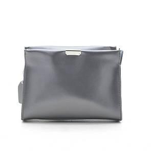 Клатч женский 9076 pearl серый