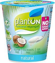 Йогурт веганський натуральний 160г PlantON