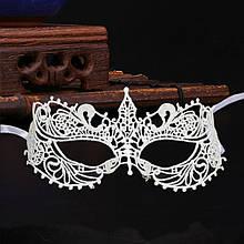 Сексуальная маска для глаз. Венеция Белая