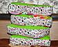 Яркие подушки буквы, зеленого цвета, рисунок Angry Birds, фото 5