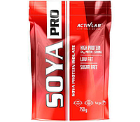 Соевый изолят протеин белка для набора массы Activlab Soya Pro 2000 g