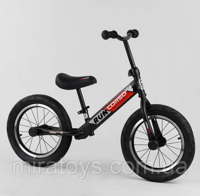 Двоколісний беговел велобіг від CORSO 5136