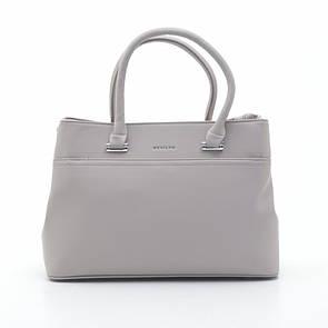 Женская сумка 9292 серая