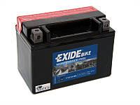 Мото аккумулятор EXIDE  YTX7A-BS