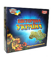Настольная развивающая игра Викторина Украина Artos Games 0994