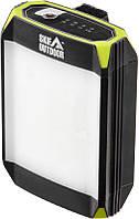 Фонарь кемпинговый SKIF Outdoor Light Shield Black/Green