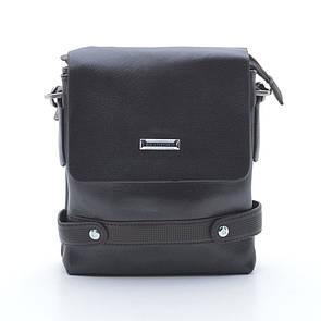 УЦЕНКА! Мужская сумка 869-1 3-k т.коричневая