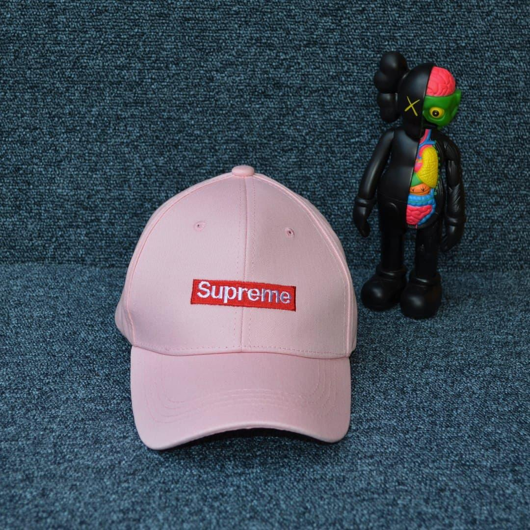 Кепка Supreme Pink