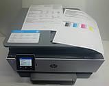 Цветное офисное МФУ HP OfficeJet Pro 9013 с Wi-Fi и Сетью. Двухсторонняя печать, фото 2