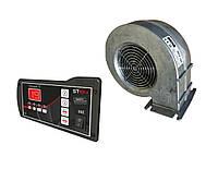 Комплект автоматики котла Tech ST-84 + вентилятор WPA 120