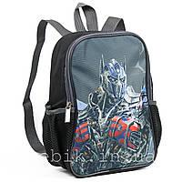 Рюкзак с Трансформерами для мальчика 26*19*9 см