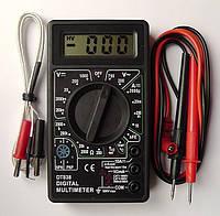 Цифровой тестер мультиметр multimeter DT838