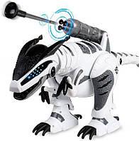 Интерактивный робот-динозавр на радиоуправлении ZYB-B2855, 66 см, USB зарядка