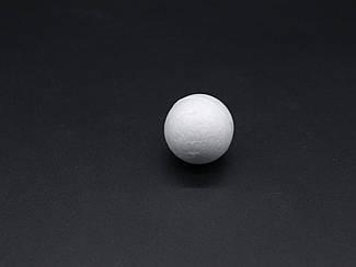 Заготовки із пінопласту. Куля 30 мм.