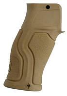 Рукоятка пистолетная FAB Defense GRADUS FBV для AR15, песочная