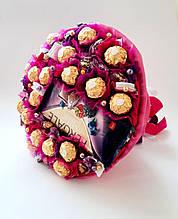Букет из конфет Ferrero Rocher Шоколадный блюз подарок на день рождения