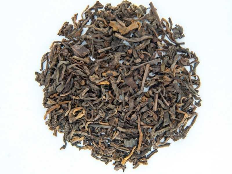 Чай Teahouse (Тіахаус) Шу Пуер Класичний 250 г (Tea Teahouse Shu Puer Classic 250 g)