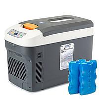 Автохолодильник на 22 л Thermo CBP-22, охлаждение / нагрев