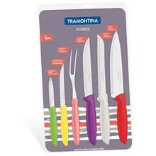 Набор ножей Tramontina Plenus 6шт (23498/916)