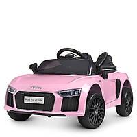 Детский электромобиль 4281EBLR-8, розовый, фото 1