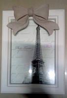 """Фоторамка """"Париж""""."""