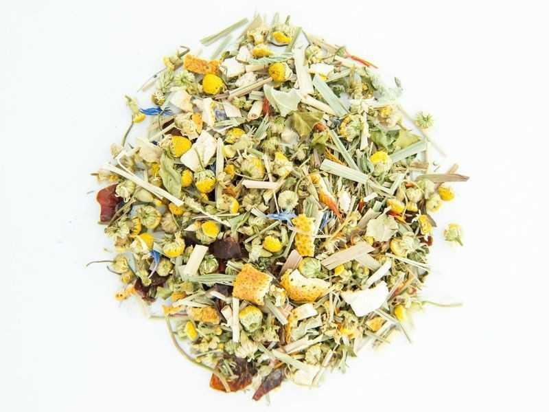 Чай Teahouse (Тіахаус) Альпійський луг 250 г (Tea Teahouse Alpine meadow 250 g)