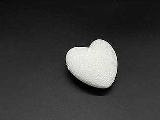 Заготовки из пенопласта. Сердце. 60мм.
