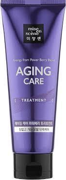 Маска для здоровья и блеска волос Mise en Scene Aging Care Treatment 180 мл