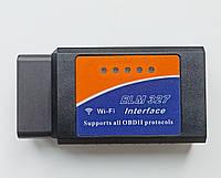 Сканер для діагностики авто ELM327 OBD2 Wi-Fi v1.5 для Android/IOS чіп PIC18F25K80, фото 1