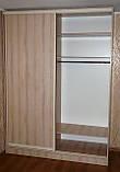 Шкаф-купе со столом киев недорого fasoff (фасоф), фото 3
