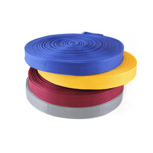 Стрічка сумочно-рюкзачна кольорова