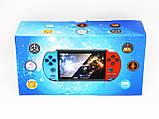 Игровая приставка X7 MP5 + 3000 игр, фото 8