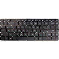 Клавіатура для ноутбука ASUS S46, K46, чорний