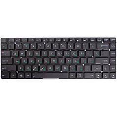 Клавіатура для ноутбука ASUS K45, R400, N45, чорний