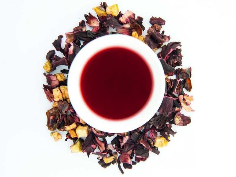 Чай Teahouse (Тіахаус) Вишневий пунш 250 г (Tea Teahouse Cherry punch 250 g)