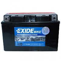 Мото аккумулятор EXIDE YT7B-BS