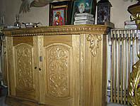 Резные филенки -фасады из дерева Дуб, фото 1