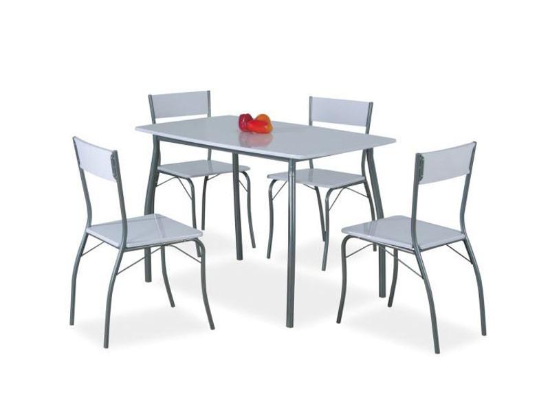 Комплект столовый Modus Белый